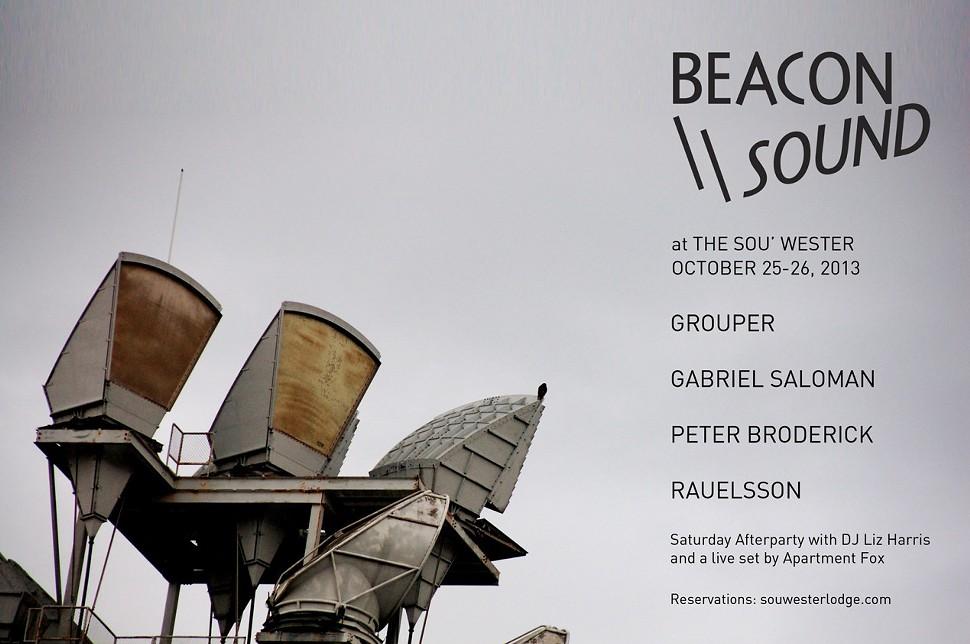 beacon sound sou'wester